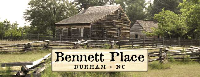History Buffs Should Visit Bennett Place in Durham