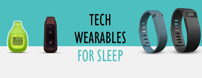Tech Wearables for Sleep